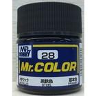 Gunze . GNZ Mr. Color 28-Steel Metallic/Primary