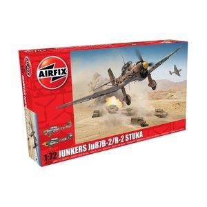 Airfix . ARX 1/72 Junkers Ju87B-2/R-2 Stuka