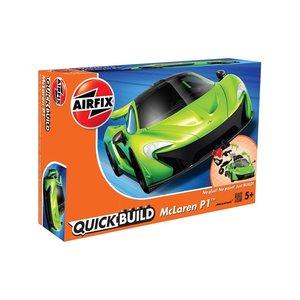 Airfix . ARX QUICK BUILD McLaren P1™ Green