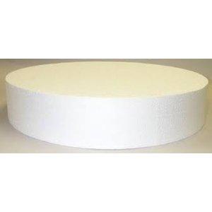 16 X 3 Styrofoam Round