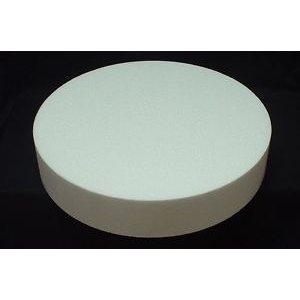 18 X 3 Styrofoam Round