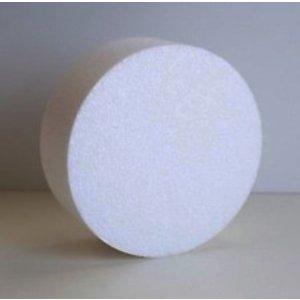 6 X 3 Styrofoam Round