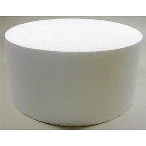 6 X 4 Styrofoam Round