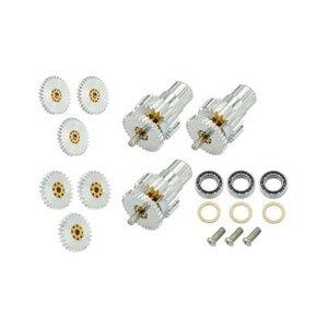 Micro Heli . MHE METAL GEAR SET BLADE 180 CFX
