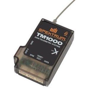 Spectrum . SPM TM1000 DSMX Full-Range Aircraft Telemetry Module