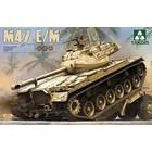 TAKOM . TAO US MED TANK M47 E/M 2IN1