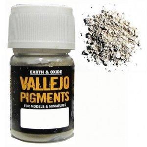 Vallejo Paints . VLJ TITANIUM WHITE PIGMENT 30ML