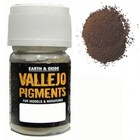 Vallejo Paints . VLJ Old Rust Pigment 30Ml