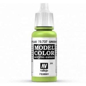 Vallejo Paints . VLJ FLOURESCENT - GREEN