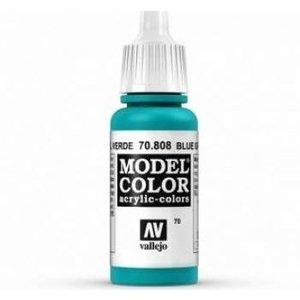 Vallejo Paints . VLJ GREEN BLUE