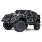 Traxxas Corp . TRA TRX-4 Tactical 1/10 Scale Trail Rock Crawler w/Tactical Unit Body w/XL-5 ESC & TQi 2.4GHz Radio