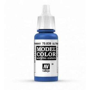 Vallejo Paints . VLJ ULTRA MARINE BLUE
