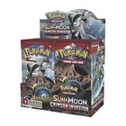 Nintendo . NIN Pokemon: Sun & Moon Crimson Invasion Booster Pack