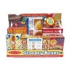 Melissa & Doug . M&D Grocery Shelf Box