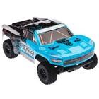 Arrma . ARA 1/10 Senton 4x4 Mega SC Truck RTR Blue/Black (:)