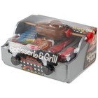 Melissa & Doug . M&D Rotissere & Grill Bbq Set