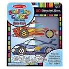 Melissa & Doug . M&D Stained Glass Made Easy - Race Car
