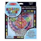 Melissa & Doug . M&D Stained Glass Made Easy - Heart Box