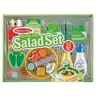 Melissa & Doug . M&D Slice & Toss Salad Set