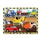 Melissa & Doug . M&D Chuny Puzzle - Construction