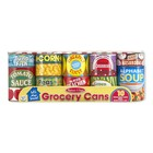 Melissa & Doug . M&D Canned Food Play Set