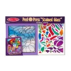 Melissa & Doug . M&D Peel & Press Rainbow Garden