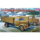 Academy Models . ACY 1/72 German Cargo Truck