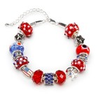 Darice . DAR Mix N Mingle Bead Kit - Patriotic