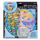 Melissa & Doug . M&D Stained Glass - Mermaid