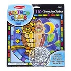 Melissa & Doug . M&D Stained Glass - Owl