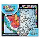 Melissa & Doug . M&D Stained Glass - Butterfly