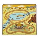 Melissa & Doug . M&D Around The Savanna Safari Rug