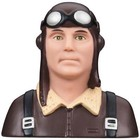 Great Planes Model Mfg. . GPM 1/7 SCALE MILITARY PILOT