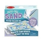 Melissa & Doug . M&D Mess Free Sand - Dolphin Box