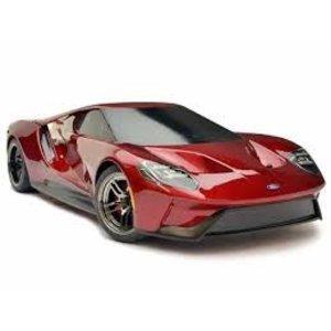 Tra Ford Gt   Awd Supercar