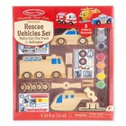 Melissa & Doug . M&D Rescue Vehicles Set