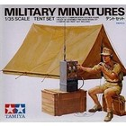 Tamiya America Inc. . TAM 1/35 Military Tent Set