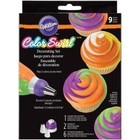 Wilton Products . WIL Color Swirl 3-Color Coupler Decorating Set