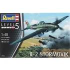 Revell of Germany . RVL 1/48 IL-2 Stormovik
