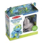 Melissa & Doug . M&D Decoupage Made Easy - Puppy