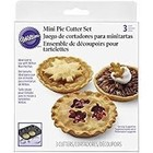 Wilton Products . WIL Pie Dough Cutter Set - Autumn