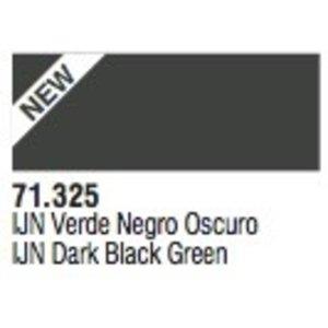 Vallejo Paints . VLJ IJN Dark Black Green
