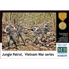 Masterbox Models . MTB 1/35 Jungle Patrol US Soldiers Vietnam War (4)