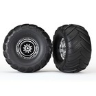 Traxxas Corp . TRA Traxxas Bigfoot #1 tires and wheels