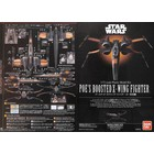 Bandai . BAN 1/72 Poe's Boosted X-Wing