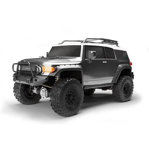 Hobby Products Intl. . HPI Venture FJ Cruiser RTR 4WD Scale Crawler (Gunmetal) w/2.4GHz Radio, Battery & Charger