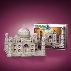 Wrebbit . WRB Taj Mahal 3D Puzzle
