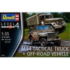 Revell of Germany . RVL 1/35 M34 Tactical Truck/Off Road Vehicle