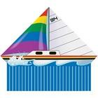 Brain Storm Kites . BSK Delta XT Sail Boat Kite