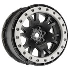 Pro Line Racing . PRO Pro-Line Impulse X-MAXX Pro-Loc Black Wheels/Gray Rings F/R